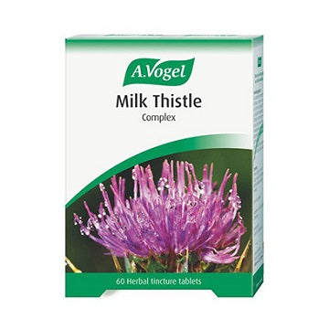 A. Vogel Milk Thistle 60 Complex Tablets