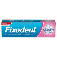 Fixodent Complete Denture Adhesive 47g