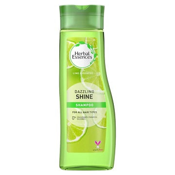 Herbal Essences Dazzling Shine Shampoo 200ml
