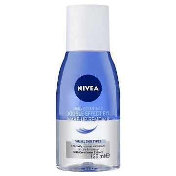 Nivea Double Effect Eye Make-Up Remover 125ml