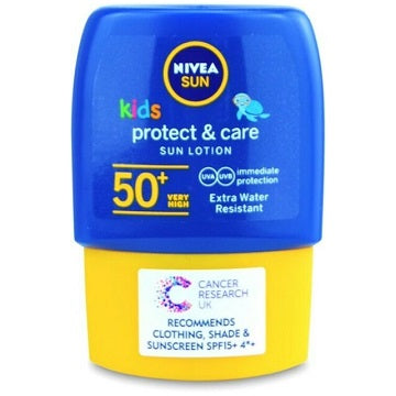 Nivea Kids Protect & Care Sun Lotion SPF 50+ 50ml