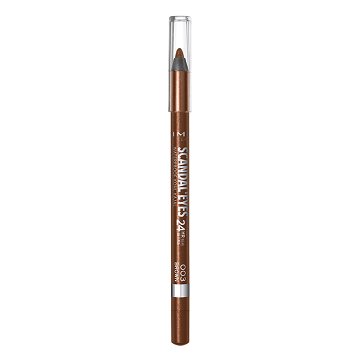 Rimmel Scandaleyes Waterproof Kohl Kajal Eyeliner Pencil - Brown