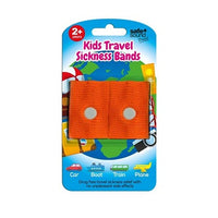 Safe & Sound Kids Travel Sickness Bands 2 Pack