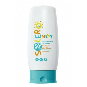 Solero Baby Ultra Sensitive Sun Lotion SPF 50+ 200ml