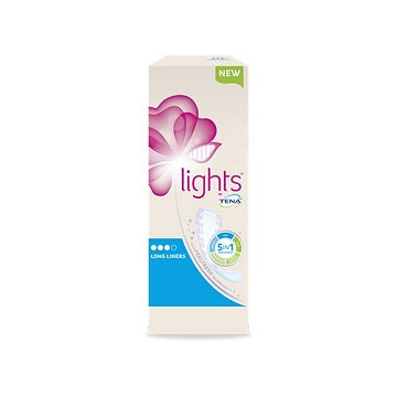 Tena Lights Long Liners x20
