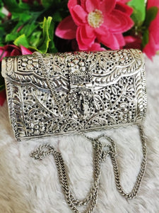 Crafted Metal Clutch