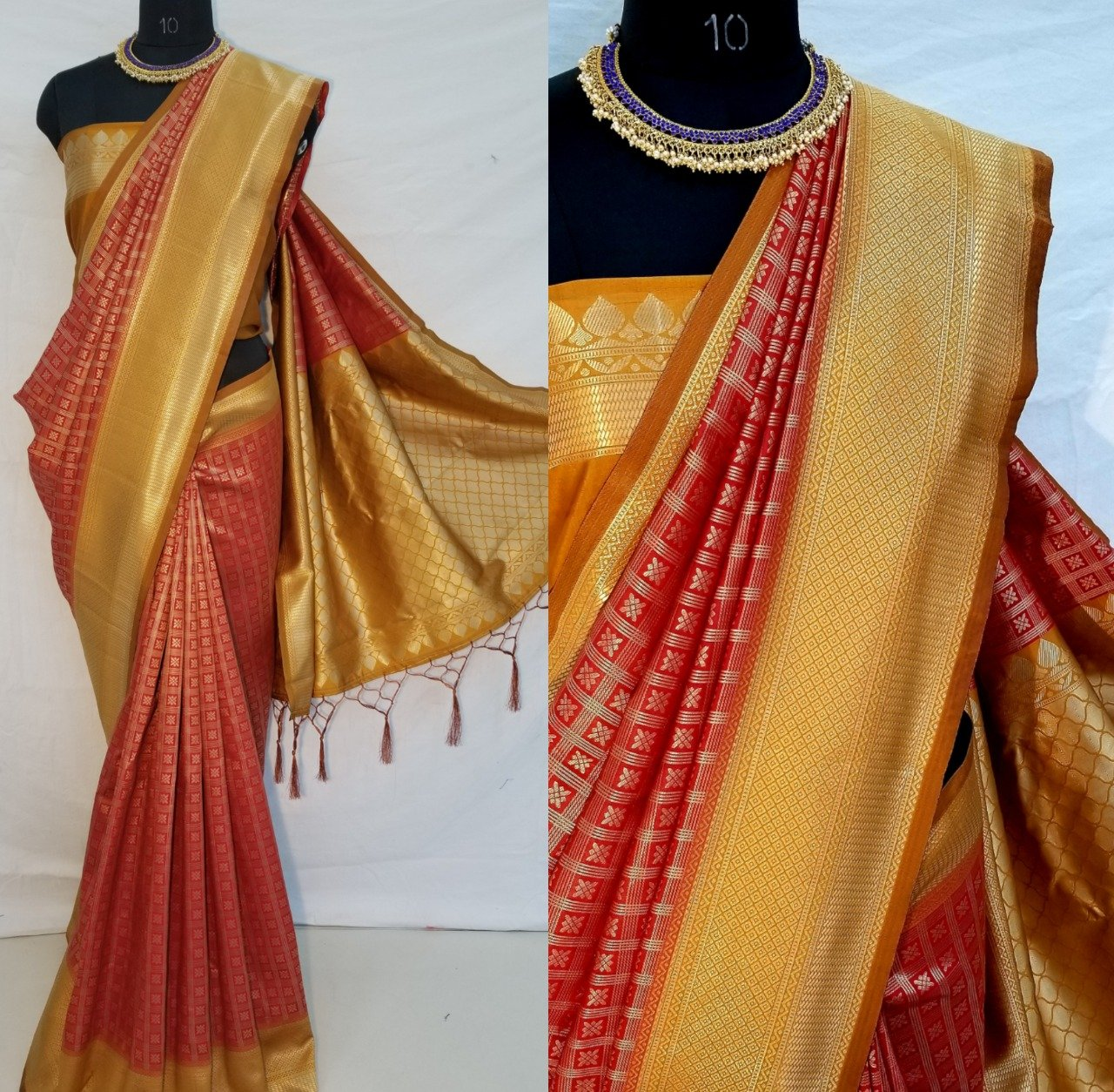 Soft Weaving Banarasi Silk
