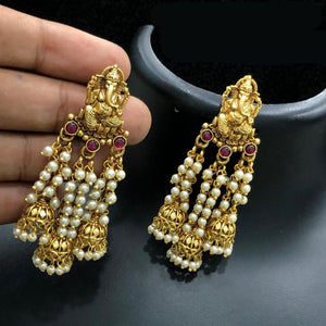 Layered Haram Earring
