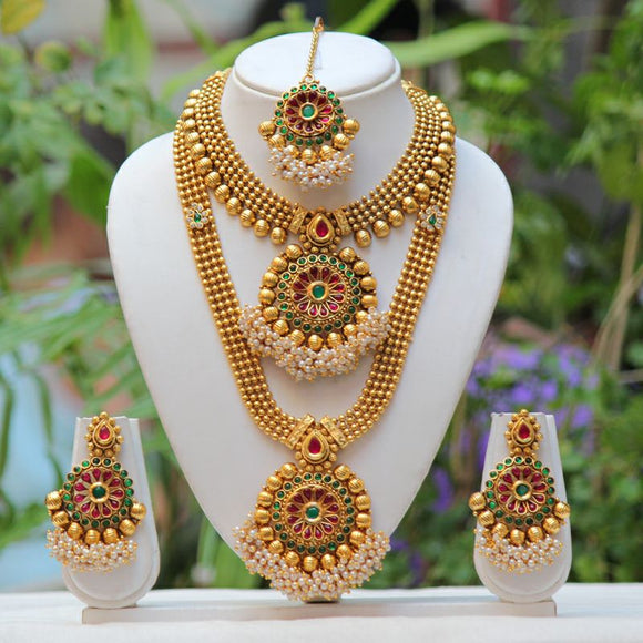 Bridal Necklace Combo