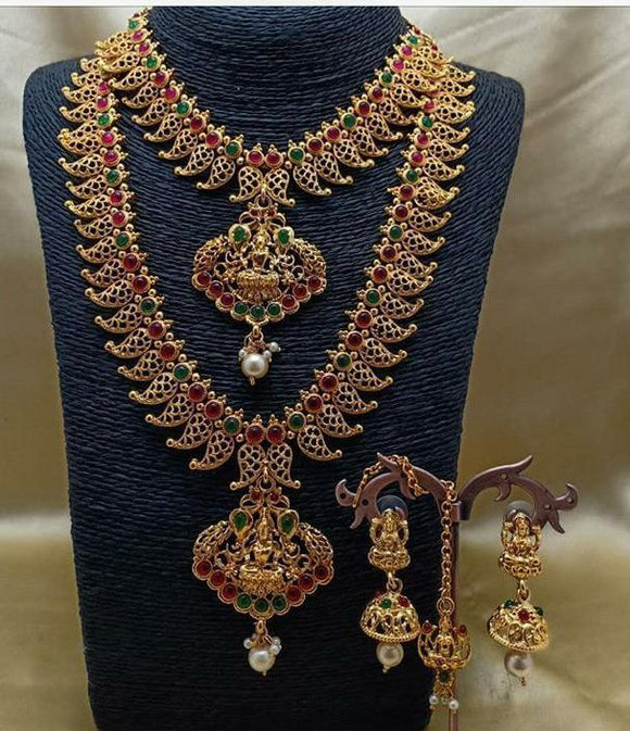 Bridal Necklace Combo-1