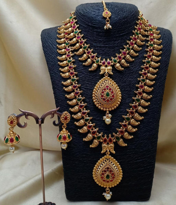 Bridal Necklace Combo-2