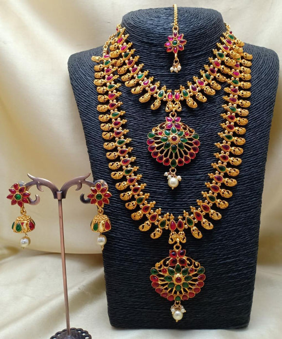 Bridal Necklace Combo-8