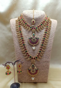 Bridal Necklace Combo-10