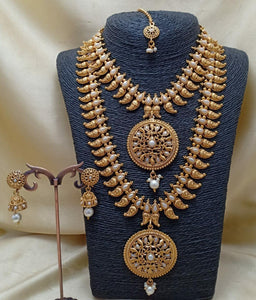 Bridal Necklace Combo-12