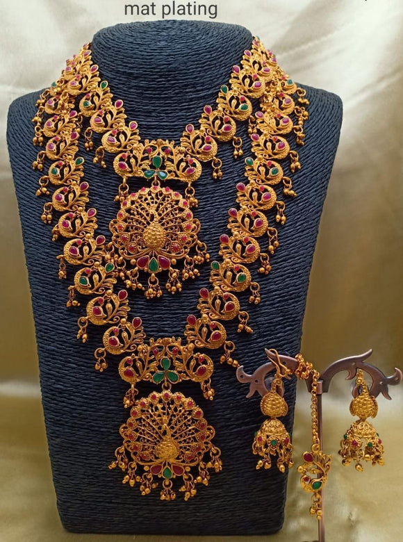 Bridal Necklace Combo-16