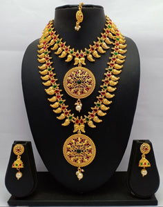 Bridal Necklace Combo-18