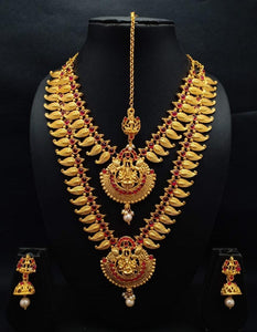 Bridal Necklace Combo-19