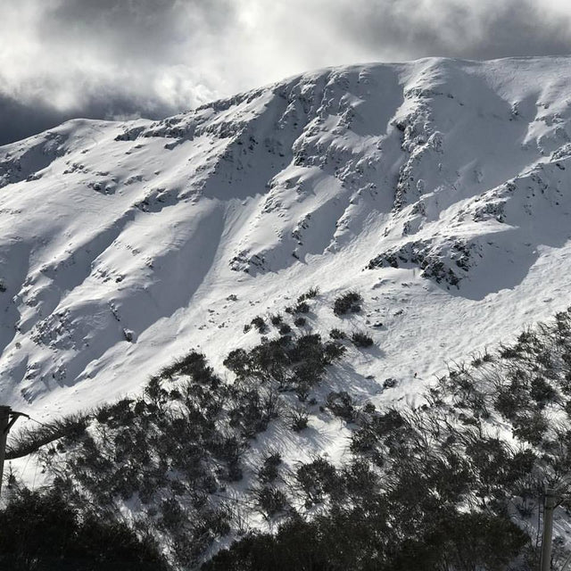 BIG MOUNTAIN SKIING IN AUSTRALIA... YOU BET