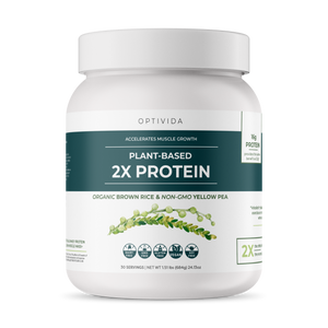Plant-Based 2x Protein