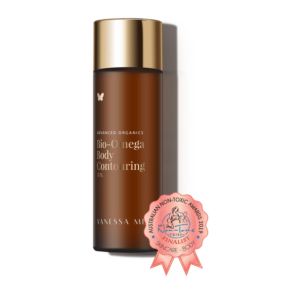 Vanessa Megan Body Contouring Oil Non-Toxic Awards