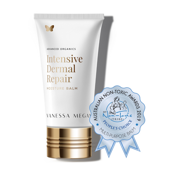 Vanessa Megan Intensive Dermal Repair Moisture Balm Non-Toxic Award Winner