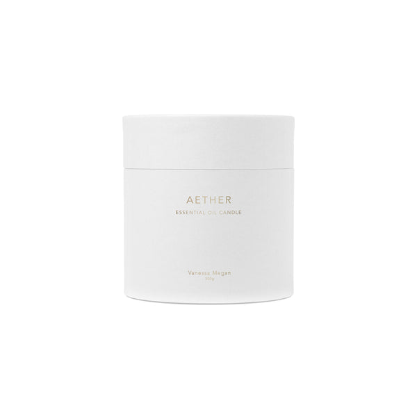 Aether Essential Oil Candle
