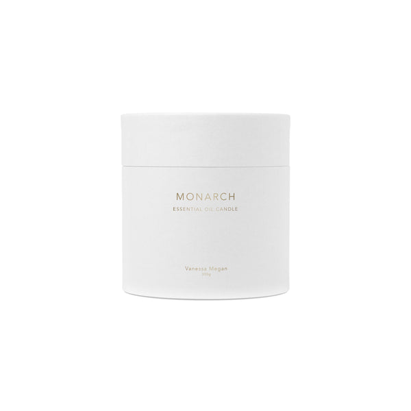 Monarch Essential Oil Candle