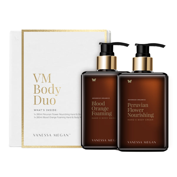 Body Duo Pack - RRP $94.90