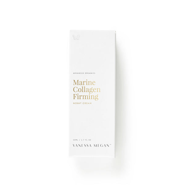 Vanessa Megan 100% Marine Collagen Firming Night Cream