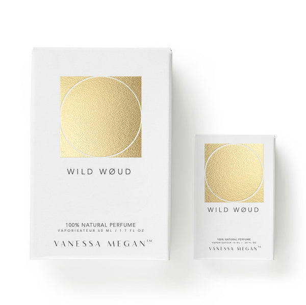 Wild Woud 100% Natural Perfume Duo