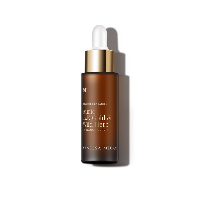 Auric 24k Gold & Wild Herb Radiance Serum