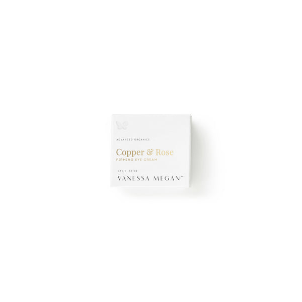 Copper & Rose Firming Eye Cream