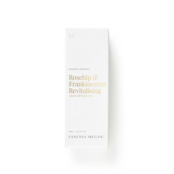 Rosehip & Frankincense Revitalising Skin Repair Oil