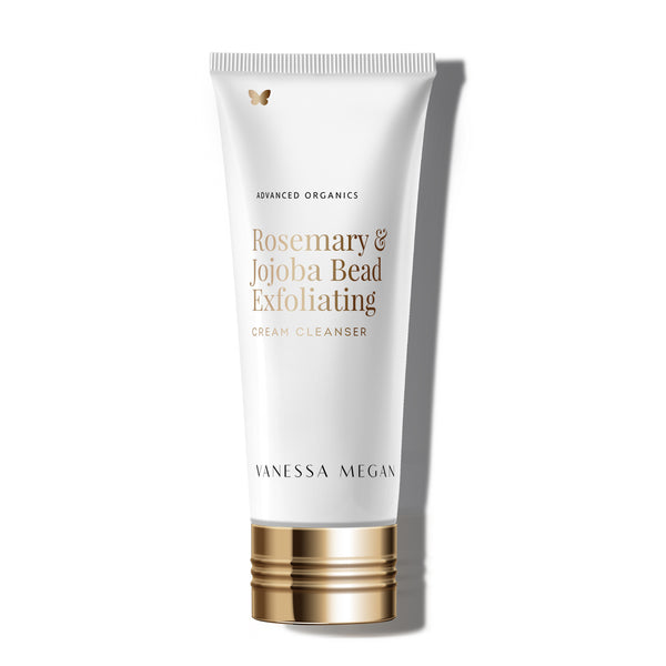 Rosemary & Jojoba Bead Exfoliating Cream Cleanser
