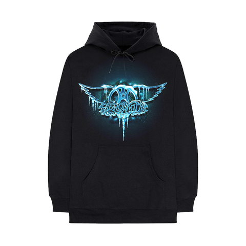 FROZEN LOGO HOLIDAY HOODIE