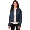Ladies Bling Wings Denim Jacket