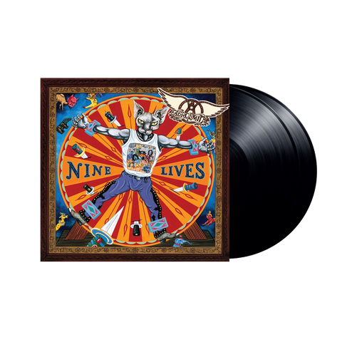 Nine Lives 2LP