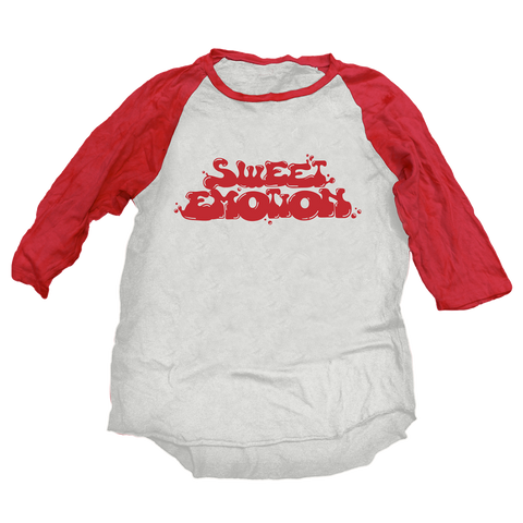Sweet Emotion Raglan Long Sleeve