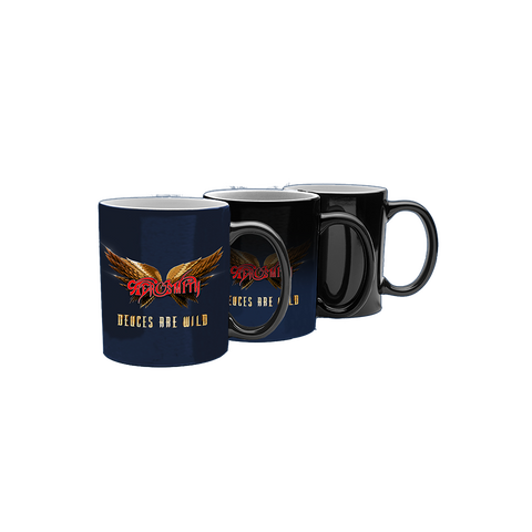LOGO HEAT ACTIVATED MUG
