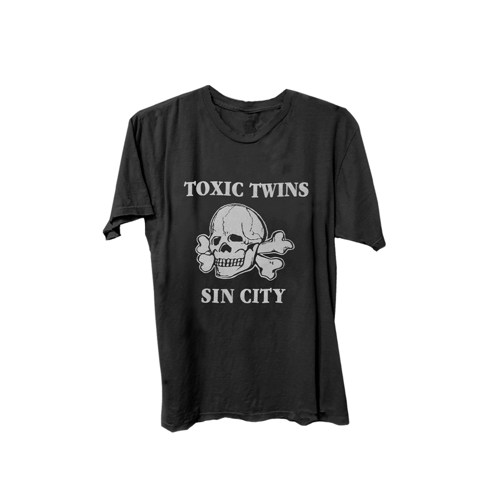 TOXIC TWINS SIN CITY TEE by Aerosmith, available on aerosmith.com Kendall Jenner Top SIMILAR PRODUCT