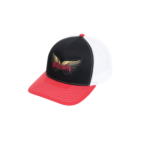 'Deuces Are Wild' WING TRUCKER HAT