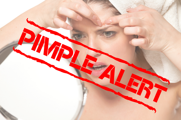All About Acne: The 6 Different Kinds of Pimples