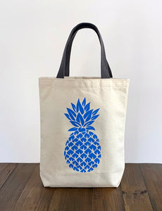 Little Blue Pineapple Gift Bag