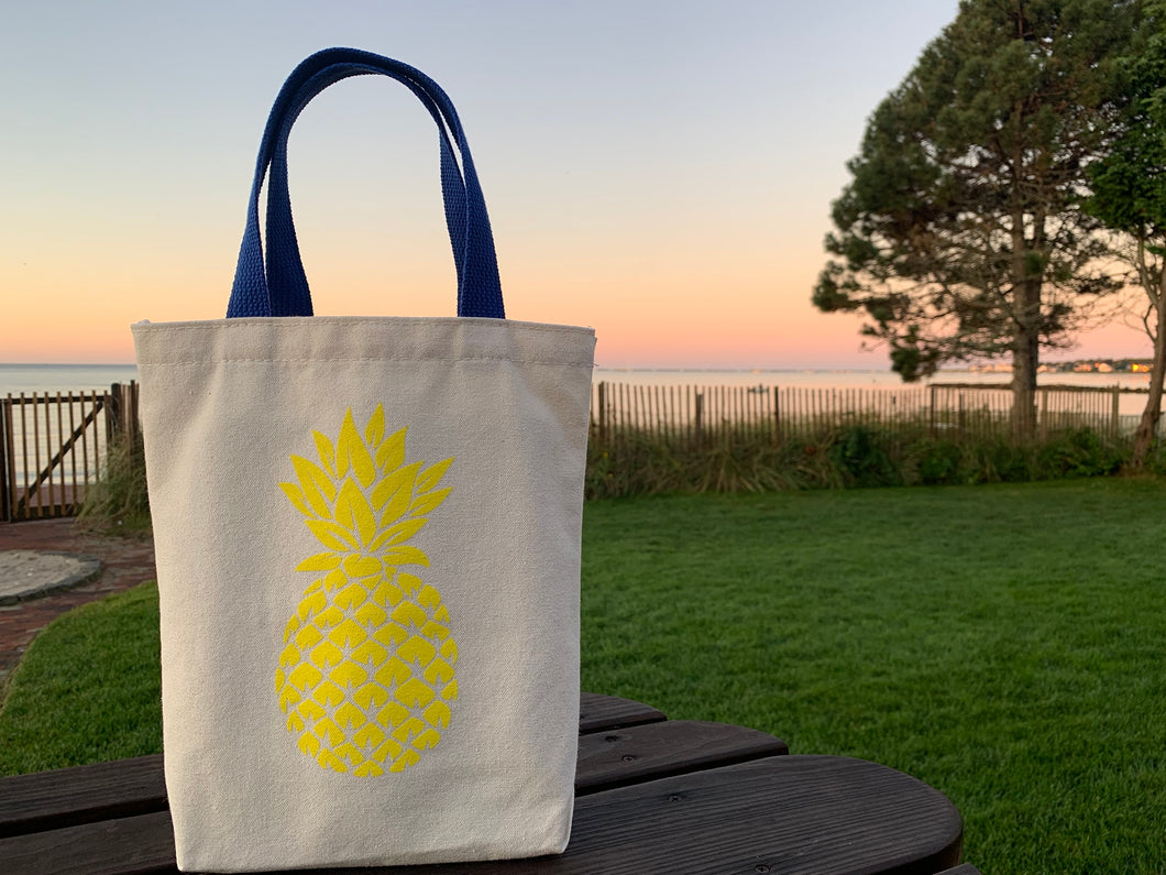 Little Yellow Pineapple Gift Bag