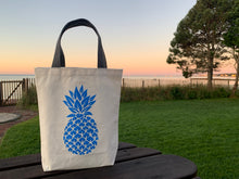 Load image into Gallery viewer, Little Blue Pineapple Gift Bag
