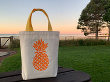 Load image into Gallery viewer, Little Orange Pineapple Gift Bag