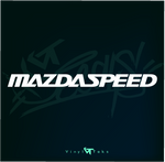 MAZDASPEED - WINDSHIELD DECAL