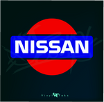 NISSAN DECAL