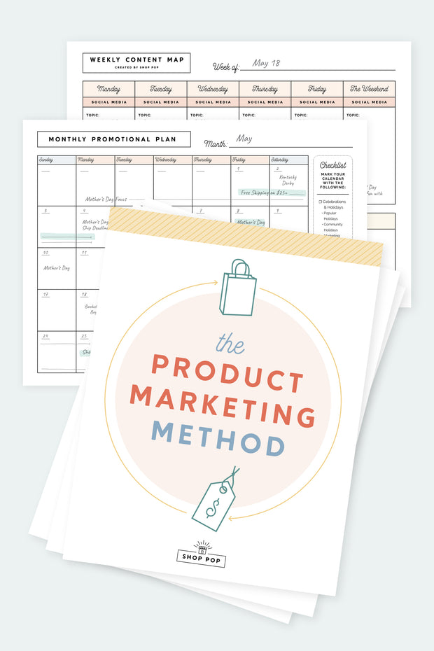 The Product Marketing Method