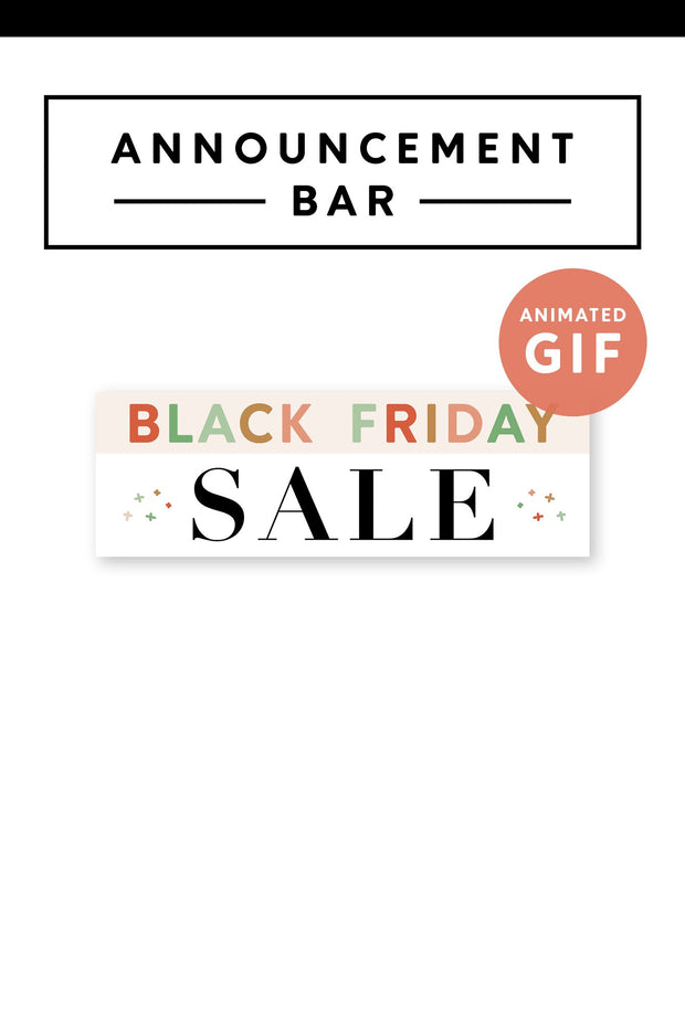 Black Friday Marketing GIF